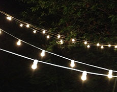 event and party lighting rental